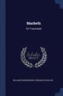 Image for Macbeth : Ein Trauerspiel