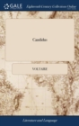 Image for Candidus : Or, the Optimist. by Mr. de Voltaire. Translated Into English by W. Rider,