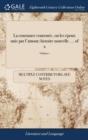 Image for La Constance Couron�e, Ou Les �poux Unis Par l'Amour; Histoire Nouvelle. ... of 2; Volume 1