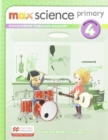 Image for Max Science primary Workbook 4 : Discovering through Enquiry
