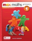 Image for Max Maths Primary A Singapore Approach Journal 1