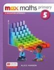 Image for Max Maths Primary A Singapore Approach Grade 5 Journal