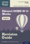 Image for Oxford Revise: Edexcel GCSE (9-1) Maths Higher Revision Guide