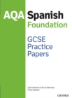 Image for AQA GCSE SpanishFoundation,: Practice papers