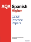 Image for AQA GCSE Spanish Higher Practice Papers