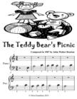 Image for Teddy Bear's Picnic - Beginner Piano Sheet Music Tadpole Edition