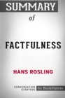 Image for Summary of Factfulness by Hans Rosling : Conversation Starters