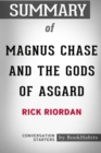 Image for Summary of Magnus Chase and the Gods of Asgard by Rick Riordan : Conversation Starters