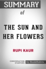 Image for Summary of The Sun and Her Flowers by Rupi Kaur - Conversation Starters