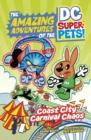 Image for Coast City carnival chaos