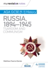 Image for AQA GCSE (9-1) history.: tsardom and communism (Russia, 1894-1945)