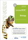 Image for Cambridge IGCSE biology: Teacher's guide with Boost subscription