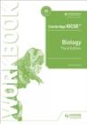 Image for Cambridge IGCSE (TM) Biology Workbook 3rd Edition