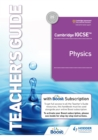 Image for Cambridge IGCSE Physics. Teacher's Guide With Boost Subscription