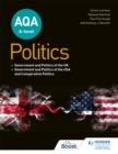 Image for Politics  : government and politics of the UK, government and politics of the USA and comparative politics