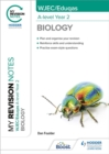 Image for My Revision Notes: WJEC/Eduqas A-Level Year 2 Biology