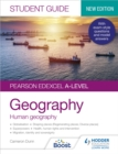 Image for Edexcel A-level geographyStudent guide 2,: Human geography