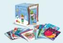 Image for The Christmas Elf's Magical Bookshelf Advent Calendar : Contains 24 books!