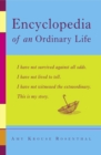 Image for Encyclopedia of an ordinary life