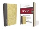 Image for Santa Biblia Reina Valera Revisada (RVR) Ultrafina, Tela Ocre/Gris
