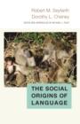Image for Social Origins of Language