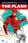 Image for The Flash: An Adult Coloring Book