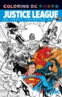 Image for Justice League: An Adult Coloring Book