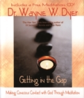 Image for Getting in the gap  : making conscious contact with God through meditation