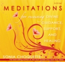 Image for Meditations for receiving divine guidance, support and healing