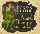 Image for Angel therapy  : meditations
