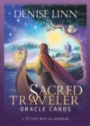 Image for Sacred Traveler Oracle Cards : A 52-Card Deck and Guidebook