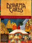 Image for Dharma Cards : A Meditation Kit on the Teachings of the Buddha