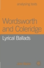 Image for Wordsworth and Coleridge  : lyrical ballads