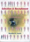 Image for Selection & recruitment  : a critical text