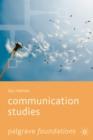 Image for Communication studies