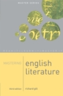 Image for Mastering English literature