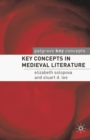 Image for Key concepts in medieval literature