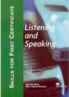 Image for Listening and speaking