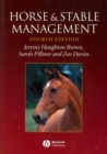 Image for Horse and stable management