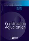 Image for Construction adjudication