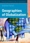 Image for Geographies of globalization  : a critical introduction