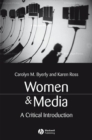 Image for Women & media  : a critical introduction