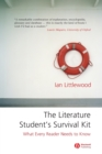 Image for The literature student's survival kit  : what every reader needs to know