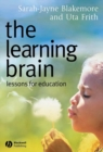 Image for The learning brain  : lessons for education