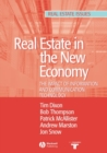 Image for Real estate & the new economy: the impact of information and communications technology