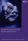 Image for Paleontological data analysis