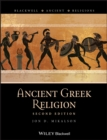 Image for Ancient Greek religion