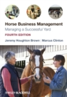 Image for Horse business management  : managing a successful yard