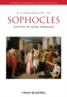 Image for A companion to Sophocles