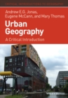 Image for Urban geography  : a critical introduction